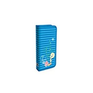 Tweety W5002-C-BLUE 80 CD Wallet Colour - Blue