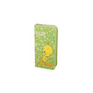 Tweety W5002-C-GREEN 80 CD Wallet Colour - Green