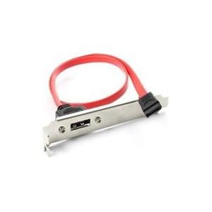 UniQue GC-ST107 1 Port Internal SATA to eSATA Bracket