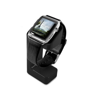Tuff-Luv  H12_45  Moulded Charging Stand for Apple Watch - Black