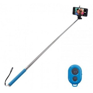 Amplify  AM7001-B   Bluetooth Selfie Stick Blue