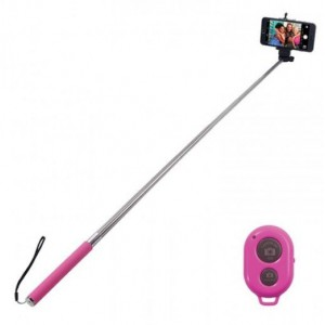 Amplify  AM7001-P   Bluetooth Selfie Stick - Pink