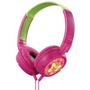 Amplify  AM2006/MF  Kiddies Butterfly Tunez Volume Limiting Headphones