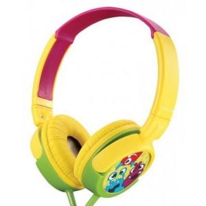 Amplify  AM2006/MM  Monsta Tunez Volume Limiting Headphones