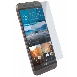 Krusell   60232  Nybro  Glass Screen Protector  for the HTC ONE M9 - Clear