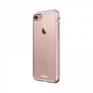 Tellur Premium Cover Crystal Shield for Apple iPhone 7/8, Rose Gold