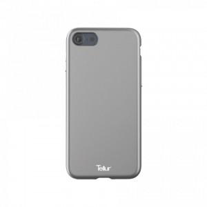 Tellur Premium Cover Soft Solid Fusion for Apple iPhone 7/8, Metallic Gray