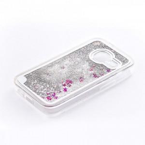 Tellur Hard Case Cover Glitter for Samsung J1 Mini, White