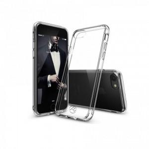 Tellur Hybrid case iPhone for 8 Plus- Clear