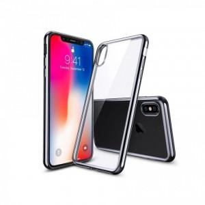 Tellur Hybrid case for iPhone X- Grey