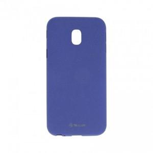 Tellur Sand silicon case for Samsung J3 2017- Blue