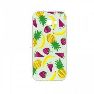 Tellur Silicone Cover for Samsung A5 2017, Fruits