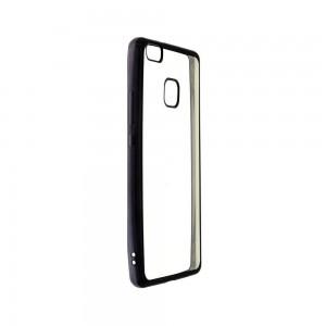 Tellur Silicone Cover for Huawei P9 Lite, Black Edges