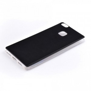 Tellur Slim Cover for Huawei P9 Lite, Black