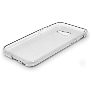 Tellur Silicone Cover  for Samsung A3 2016, Clear