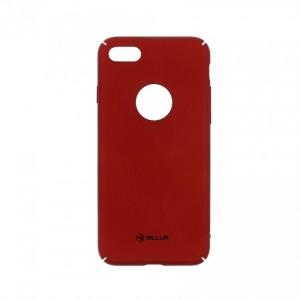 Tellur Super slim cover for iPhone 8- Red