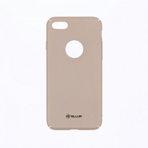 Tellur Super slim cover for iPhone 8- Gold
