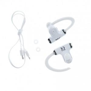 Tellur Bluetooth Headset Sport, Racer series, Stereo, White