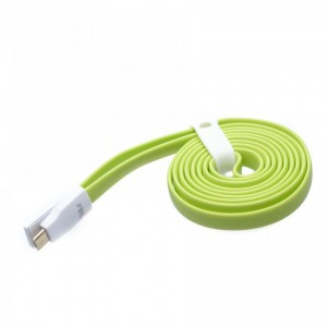 Tellur Data Cable magnetic Micro USB 1.2m - Green