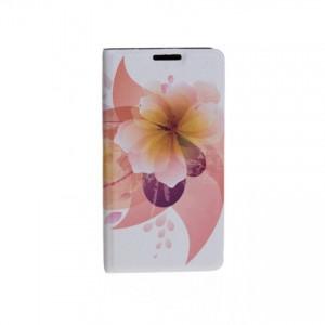 Folio Case Tellur Samsung S7 Edge Yellow flower
