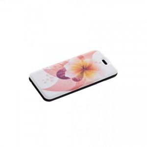 Folio Case Tellur iPhone 6 Plus Yellow flower