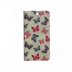 Folio Case Tellur for Huawei P10 Plus Butterflies