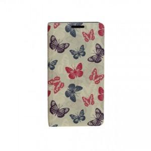 Folio Case Tellur for Samsung S8 Plus Butterflies