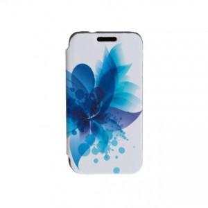 Tellur Folio case Tellur for Samsung J1 2016 Blue Flower