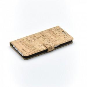 Tellur Book Case Cork for Samsung S7 Edge
