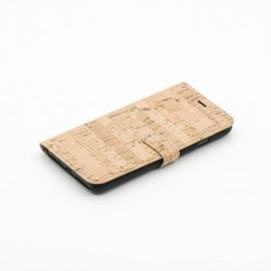 Tellur Book Case Cork for iPhone 7/8 Plus
