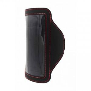 "Tellur Universal 5.5"" Sport Armband Black/Red"