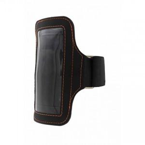"Tellur Universal 5"" Sport Armband Black/Orange"