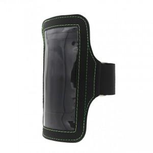 "Tellur Universal 4"" Sport Armband Black/Green"