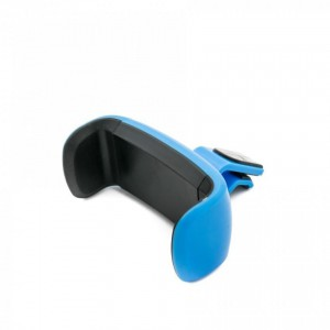 Tellur car phone holder air vent, 360 degree ,clip=5.3-8 cm - blue