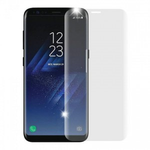 Tellur Samsung S8+ PLUS Tempered Glass Screen Protector 3D -  Clear