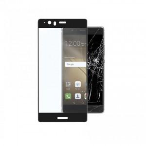 Tellur Tempered Glass full cover for Huawei P9 Lite, Black