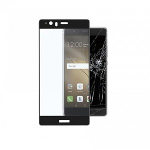 Tellur Tempered Glass 2.5D for Huawei P9, Black
