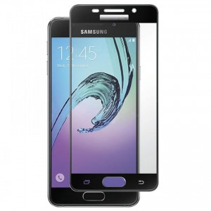 Tellur Tempered Glass for Samsung A5 2016 fullcover black