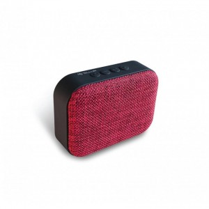 Tellur Speaker Bluetooth Callisto 3W- red