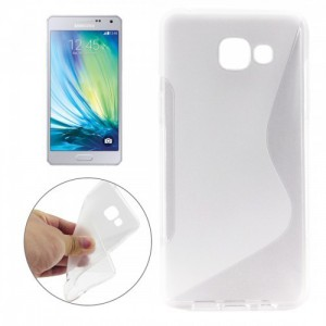 Tuff-Luv  E6_106  Silicone TPU Gel Skin Case Cover for Samsung A5 and A510 - Clear (2016)