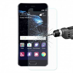 Tuff-Luv   I9_76   Radian 2.5D Tempered Tuff-Glass Zero Air Bubble for Huawei P10 Lite