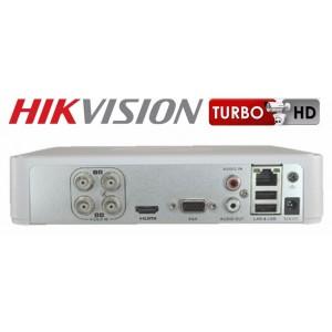 Hikvision Turbo HD 4 Channel DVR (Digital Video Recorder) Model DS-7104HGHI-F1