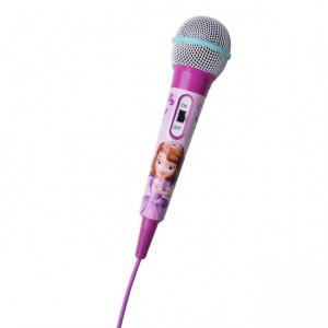 Disney  DY-11201-SF  Aux Microphone Handheld - Sofia the First