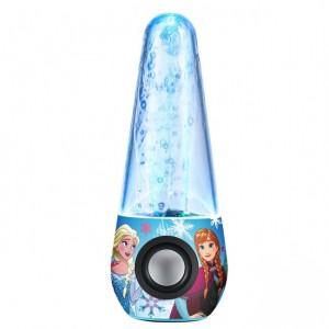 Disney  DY-12001-FR  Disney Water Dancing Single Small Bluetooth Speaker - FrozenZoom  Disney