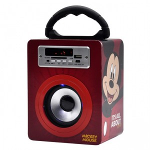 Disney DY-10504-MK Mickey Mouse Small Speaker