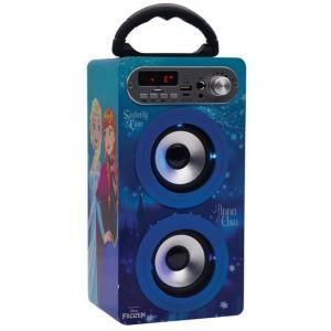 Disney DY-10502-FR Frozen 2 Sisters Karaoke Bluetooth Speaker