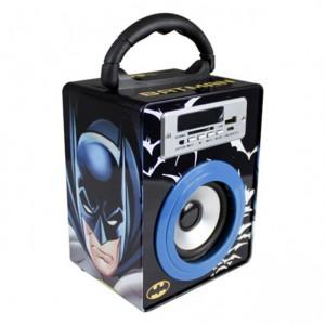 Warner Bros WB-10503-BM DC Batman Small Speaker