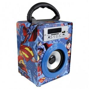 Warner Bros  WB-10501-SM  DC Superman Small Speaker