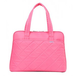 "Kingsons KS3009W-P 15.4"" Pink Ladies Laptop Shoulder Bag"