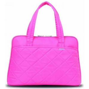 "Kingsons KS3009W15-P Ladies in Fashion 15.4"" Pink Shoulder Laptop Bag"